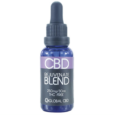 Rejuvenate Sleep CBD DROPS - 250 MG CBD